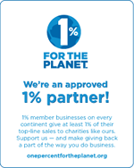1% For The Planet Partner
